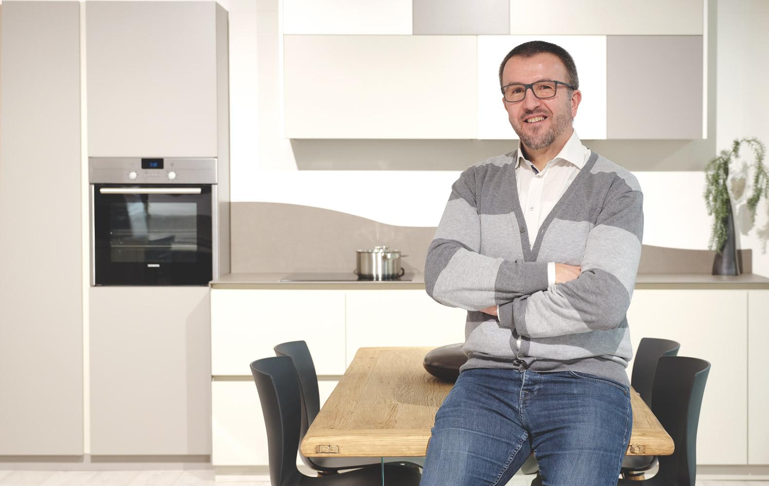 Delta Cucine Trento Negozio - Andrea